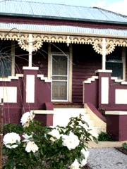 Blue Diamond Cottage - Melbourne Tourism
