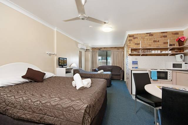 Byron Bay Side Central Motel - Melbourne Tourism
