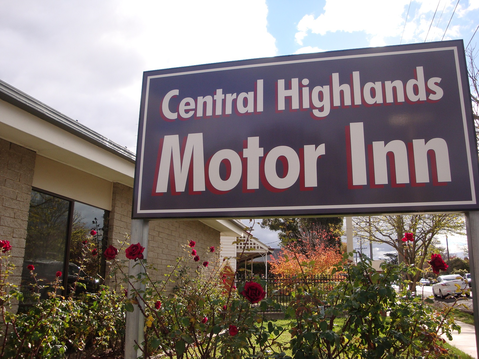 Central Highlands Motor Inn - Melbourne Tourism