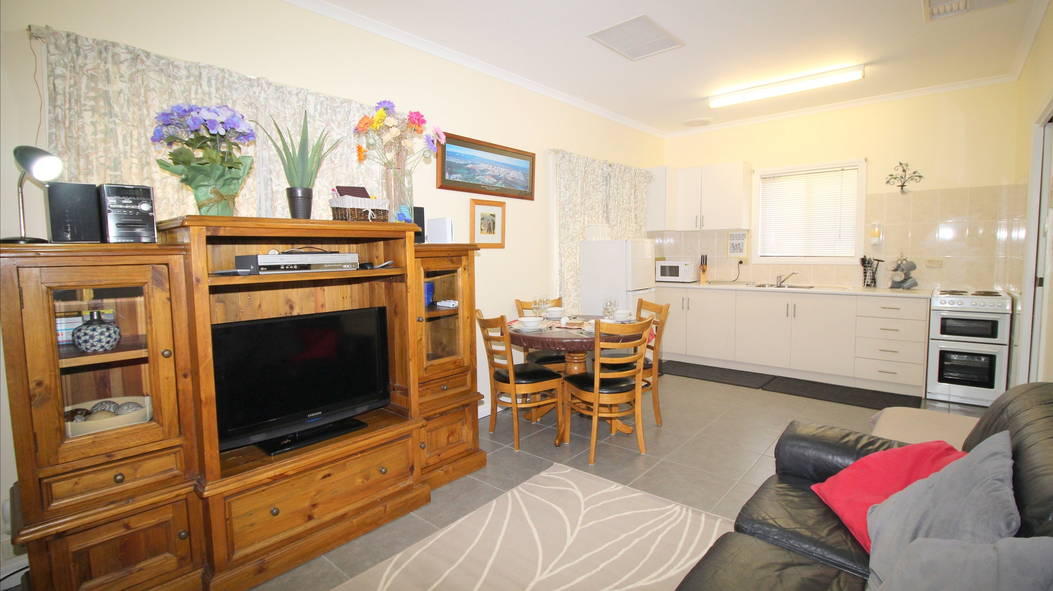 Riverview Cottage: Migrant and holiday rental Port Noarlunga