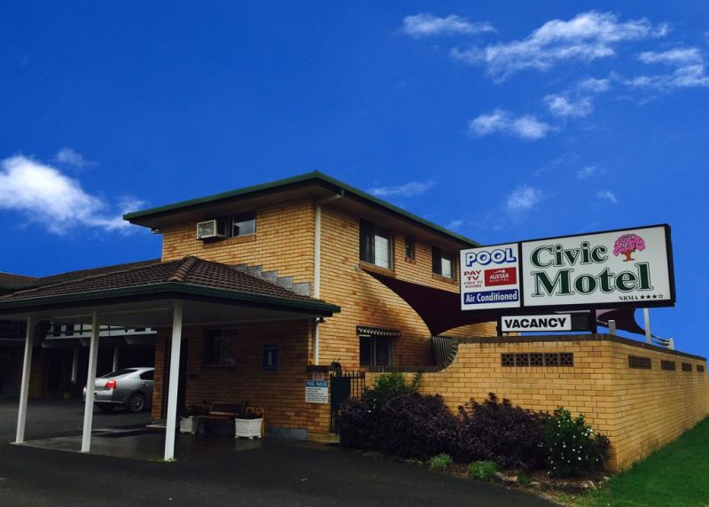 Civic Motel Grafton - Melbourne Tourism