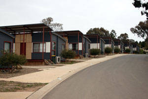 Eaglehawk Holiday Park
