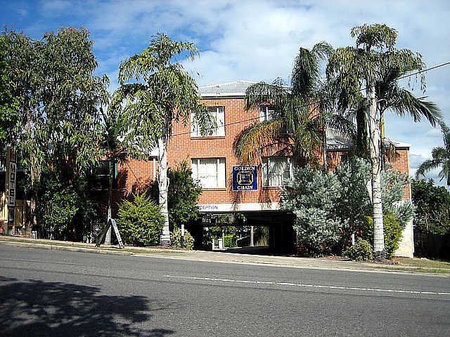 Greenslopes Motor Inn