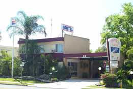 Ipswich City Motel - Melbourne Tourism