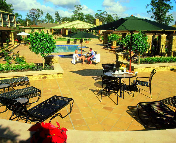 Mercure Resort Hunter Valley Gardens - Melbourne Tourism