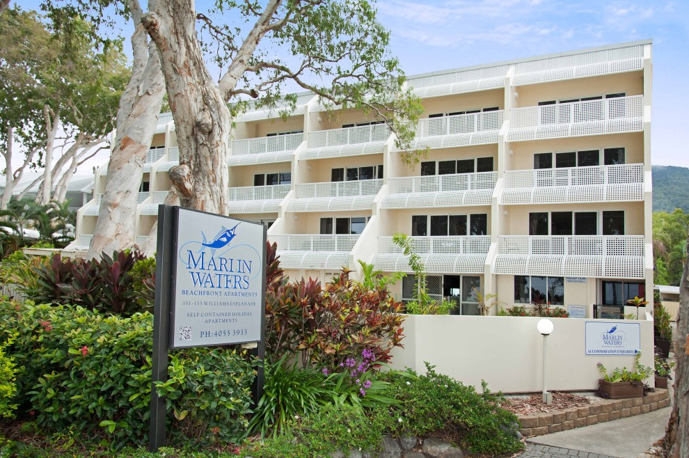 Marlin Waters Beachfront Apartments - Melbourne Tourism