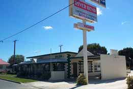 Motel River Bend - Melbourne Tourism