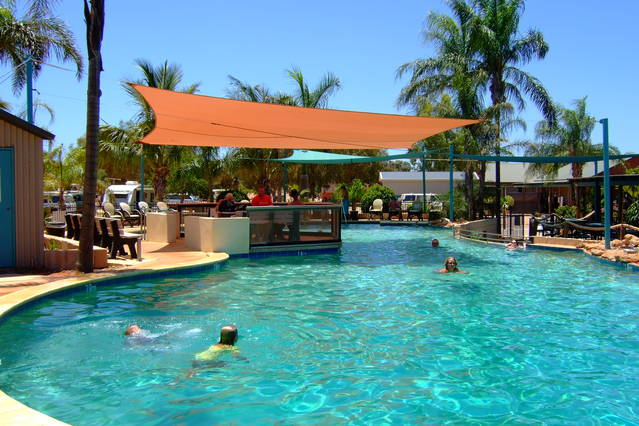 Ningaloo Caravan  Holiday Resort