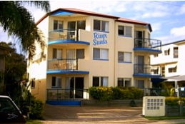 River Sands Holiday Apartments - Melbourne Tourism