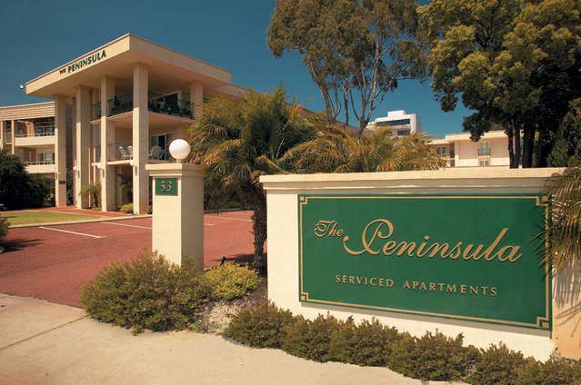 The Peninsula - Riverside Serviced Apartments