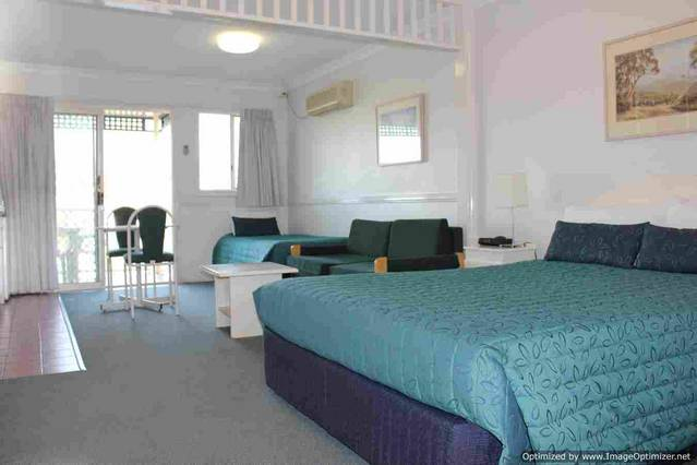 Toowong Central Motel Apartments - Melbourne Tourism