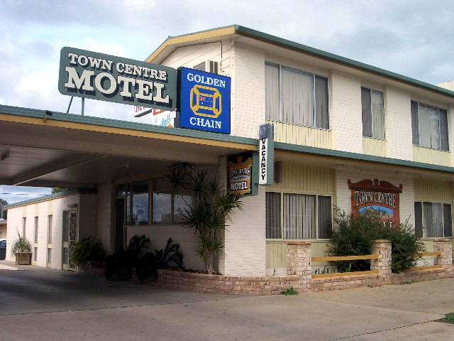 Town Centre Motel - Melbourne Tourism