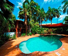 Broome-Time Accommodation