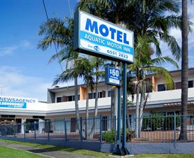 Aquatic Motel - Melbourne Tourism