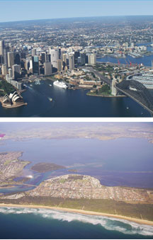 Sydney By Air - Melbourne Tourism