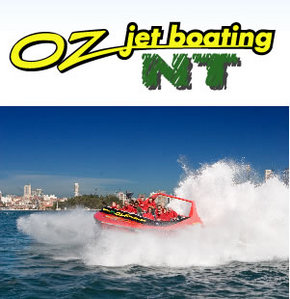 Oz Jetboating - Darwin