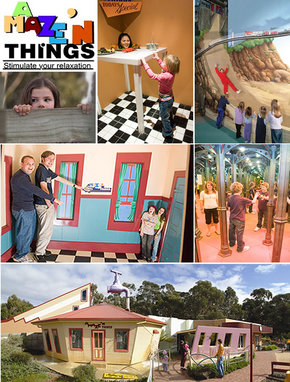 A Maze 'N Things - Melbourne Tourism