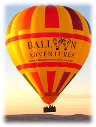 Balloon Adventures Barossa Valley - Melbourne Tourism
