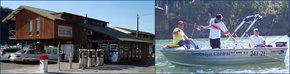 Brooklyn Central Boat Hire  General Store - Melbourne Tourism