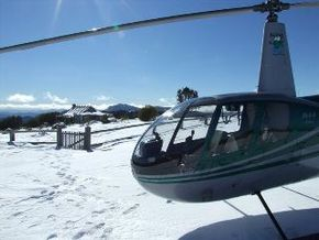 Alpine Helicopter Charter Scenic Tours - Melbourne Tourism