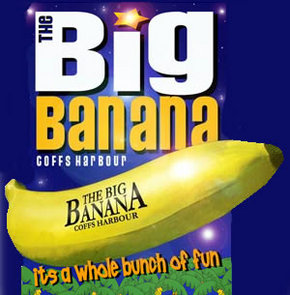 Big Banana - Melbourne Tourism