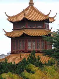Chinese Garden of Friendship - Melbourne Tourism