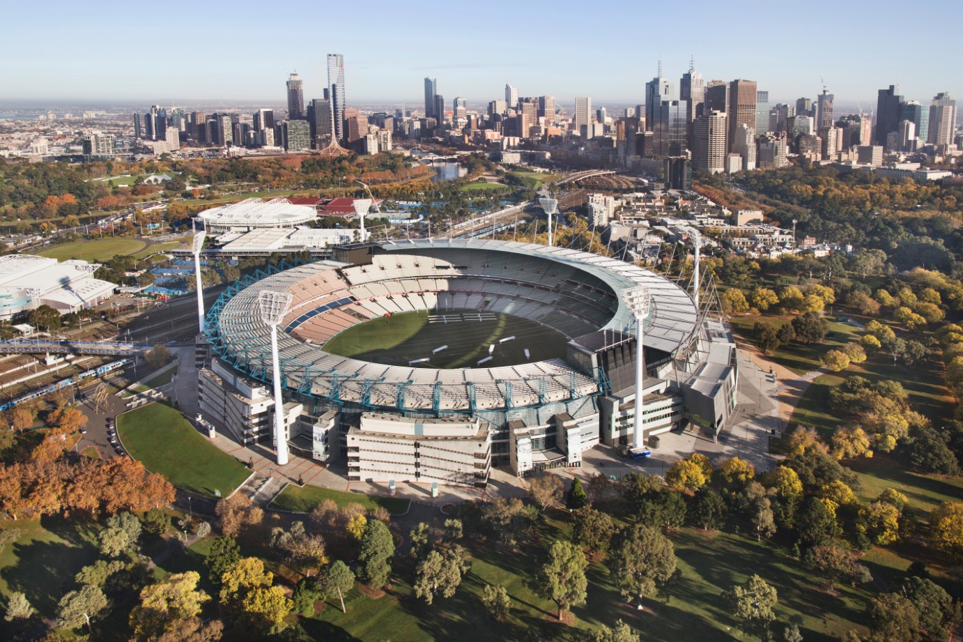 Melbourne Cricket Ground - Melbourne Tourism