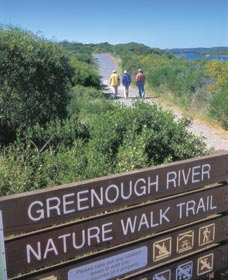 Greenough River Mouth and Devlin Pool - Melbourne Tourism
