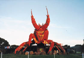 The Big Lobster - Melbourne Tourism