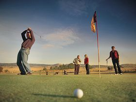 Ratho Farm  Golf - Melbourne Tourism