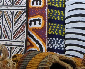 Outstation Gallery - Aboriginal Art from Art Centres - Melbourne Tourism