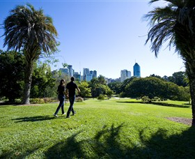 City Botanic Gardens - Melbourne Tourism