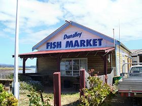 Dunalley Fish Market