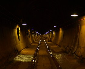 WWII Oil Storage Tunnels - Melbourne Tourism