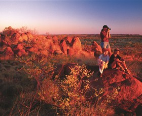 Kunjarra/The Pebbles - Melbourne Tourism