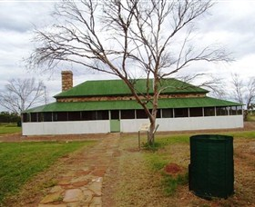 Tennant Creek Telegraph Station - Melbourne Tourism