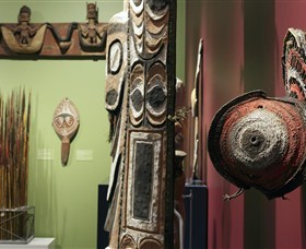 UQ Anthropology Museum - Melbourne Tourism