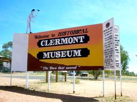 Clermont Historical Centre and Museum - Melbourne Tourism