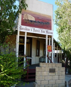 Barcaldine and District Museum - Melbourne Tourism