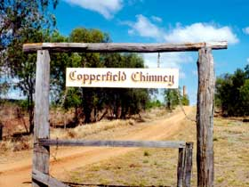 Copperfield Store and Chimney - Melbourne Tourism