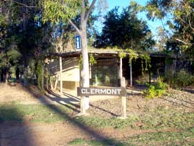 Clermont - Old Town Site - Melbourne Tourism