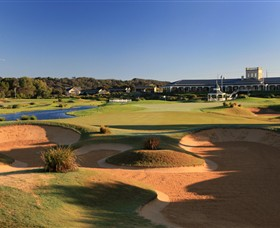 Eagle Ridge Golf Course - Melbourne Tourism