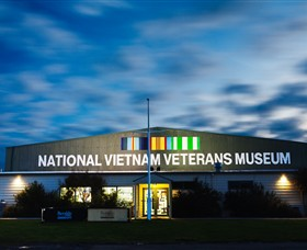 National Vietnam Veterans Museum - Melbourne Tourism