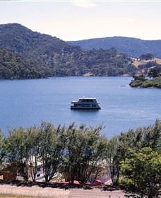 Lake Eildon National Park - Melbourne Tourism