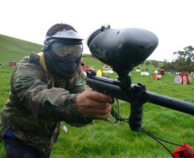 Bass Coast Paintball - Melbourne Tourism