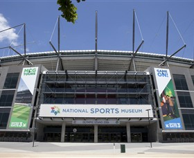 National Sports Museum at the MCG - Melbourne Tourism