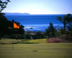 Mollymook Golf Club - Melbourne Tourism