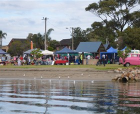 Greenwell Point Riverside Markets - Melbourne Tourism