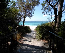 Greenfields Beach - Melbourne Tourism