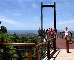 Sealy Lookout - Melbourne Tourism